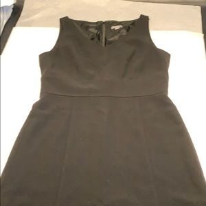 LOFT Black Dress - Size 6p